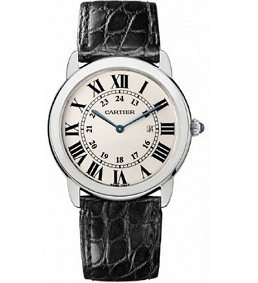 Cartier Ronde Solo De Cartier for men replica