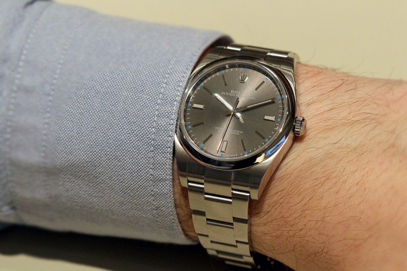39mm Rolex Oyster Perpetual