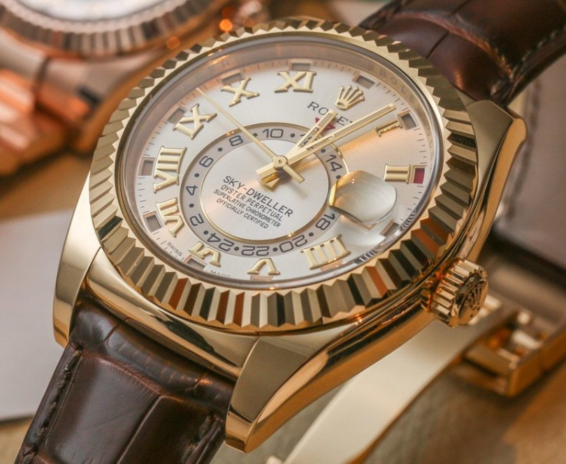 Rolex Oyster Perpetual Sky-Dweller