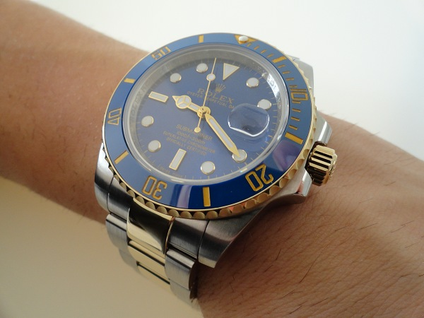 Rolex Submariner Date Two,Tone Replica Watch Archives , High
